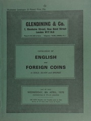 Catalogue of English and foreign coins, in gold, silver, and bronze, [including] an Anglo-Gallic, Edward III Leopard, 3rd issue; [and] an Edward IV, 2nd reign, angel;  ... [04/09/1975]
