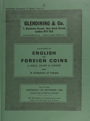 Catalogue of English and foreign coins, in gold, silver, & copper, [including] a good collection of gold coins of the Kushans, [the property of Mrs. M. Delme-Radcliffe];  ... [09/05/1984]