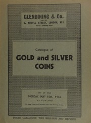 Catalogue of gold and silver coins, containing a large gold medal, presented to Matthew Plummer, Esq., Director of the Newcastle-upon-Tyne and Carlisle Railway, [etc.] ... [05/10/1943]