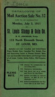 Catalogue of mail auction sale no. 32. [07/03/1911]