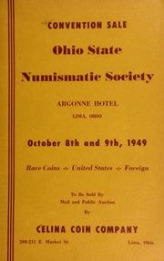 Catalogue of rare coins ... [10/08-09/1949]