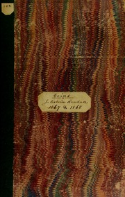 Catalogue of the rare and valuable collection of American, foreign gold, silver & copper coins & medals : the property of J. Colvin Randall. [10/28/1868]