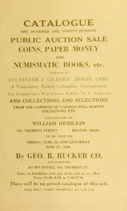 Catalogue : one hundred and twenty-seventh public auction sale. [06/22/1928] (pg. 41)