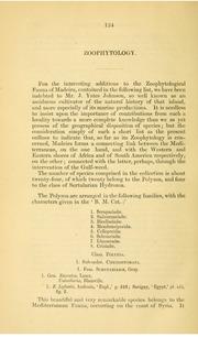 Vol v.6 1858: Zoophytology
