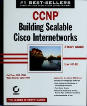 CCNP [electronic resource] : building scalable Cisco