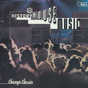 20 years of music various artists free borrow for History of house music