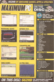 Maximum PC CD-ROMs : Free Software : Free Download, Borrow