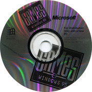 Win95 Game Sampler CD-ROM : Microsoft : Free Download, Borrow, and