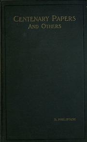 centenary essay