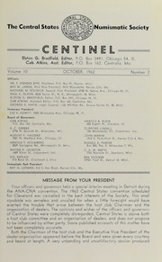 The Centinel, vol. 10, no. 2