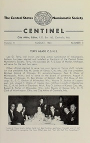 The Centinel, vol. 11, no. 3