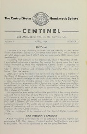 The Centinel, vol. 11, no. 2