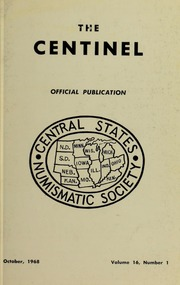 The Centinel, vol. 16, no. 1
