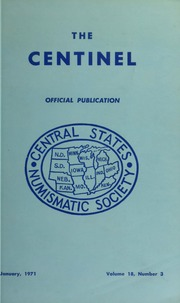The Centinel, vol. 18, no. 3