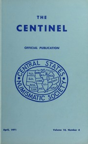 The Centinel, vol. 18, no. 4