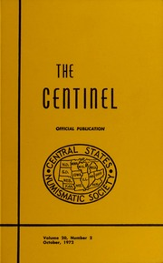 The Centinel, vol. 20, no. 2