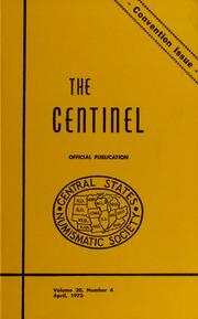The Centinel, vol. 20, no. 4