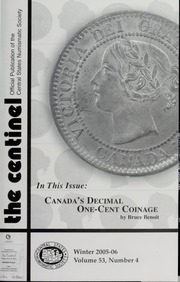 The Centinel, vol. 53, no. 4