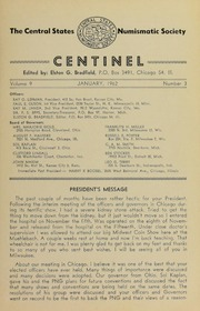 The Centinel, vol. 9, no. 3