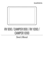 garmin - - Camper 1090 - User Manual : Free Download, Borrow, and ...