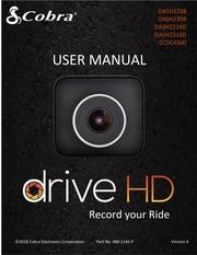 cobra - camcorder - CCDC-4500 - User Guide Dash 2208 - User Manual ...
