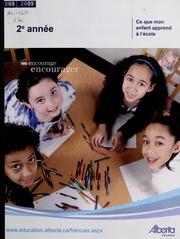 Vol 2008-2009: Ce que mon enfant apprend lcole : Deuxime anne