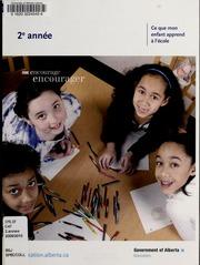 Ce que mon enfant apprend à lécole : manuel à lintention des parents. Deuxième année 2009-2010