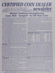 Certified Coin Dealer Newsletter: 1991