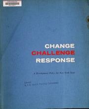 Change, challenge, response...