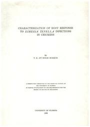 eimeria dissertation
