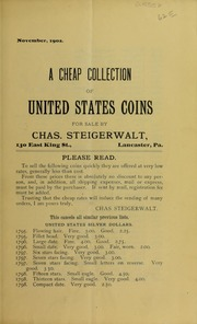 A Cheap Collection of United States Coins, No. 62E