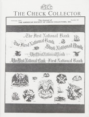 The Check Collector: February 1994, No. 29