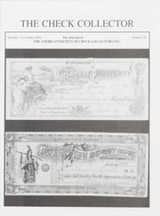 The Check Collector: October-November 2005, No. 76