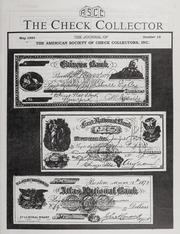 The Check Collector: May 1991, No. 18