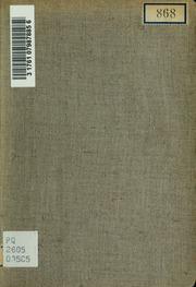 Chez nos vieux; tableau de moeurs campagnardes belges, un acte