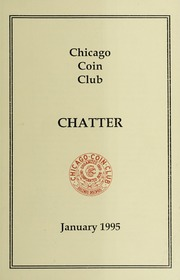 Chicago Coin Club Chatter: 1995