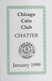 Chicago Coin Club Chatter: 1999
