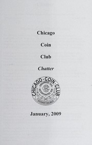 Chicago Coin Club Chatter: 2009