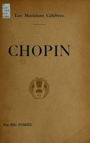 Chopin : Biographie critique, illustrée de douze reproductions hors texte