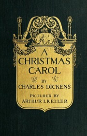 Image result for a christmas carol text