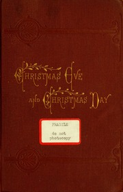 Christmas Eve and Christmas Day : ten Christmas stories