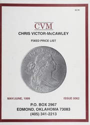 Chris Victor-McCawley Fixed Price List #62