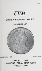 Chris Victor-McCawley Fixed Price List #54