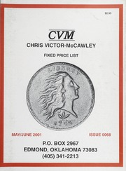 Chris Victor-McCawley Fixed Price List #68