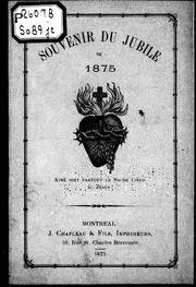 Souvenir du jubilé de 1875 microforme