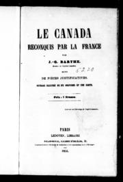 Le canada et la france 1886 1911 microforme chambre for Chambre de commerce france canada
