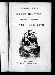 james beattie essays on poetry and music Professor james beattie frse was a scottish poet, moralist and philosopher he was born the son of a shopkeeper and small farmer at laurencekirk in the mearns, and educated at aberdeen university.