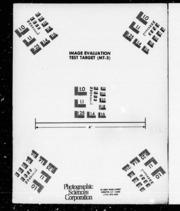 Collection du texte des règles fondamentales de la Société ecclé siastique de St. Michel et des amendemens qui y ont été faits de temps à autre et qui sont maintenant en vigueur rédigée par ordre du bureau de 1819 micro