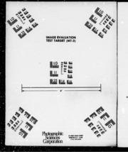 Guide de St. Hyacinthe par ordre alphabétique et par ordre des rues microforme : pour la cité de St. Hyacinthe et les groupes de population touchant à la ville