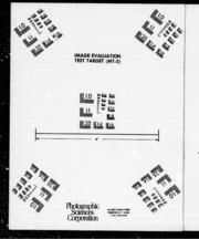 Discours sur le budget prononcé par l-honorable A.W. Atwater, trésorier de la province, à l-Assemblée législative de Québec, le mercredi, 9 décembre 1896 - microforme